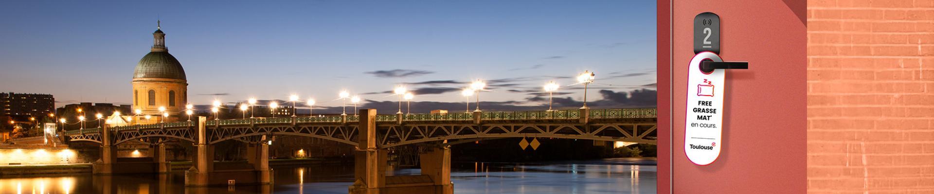 Bon plan séjour à Toulouse