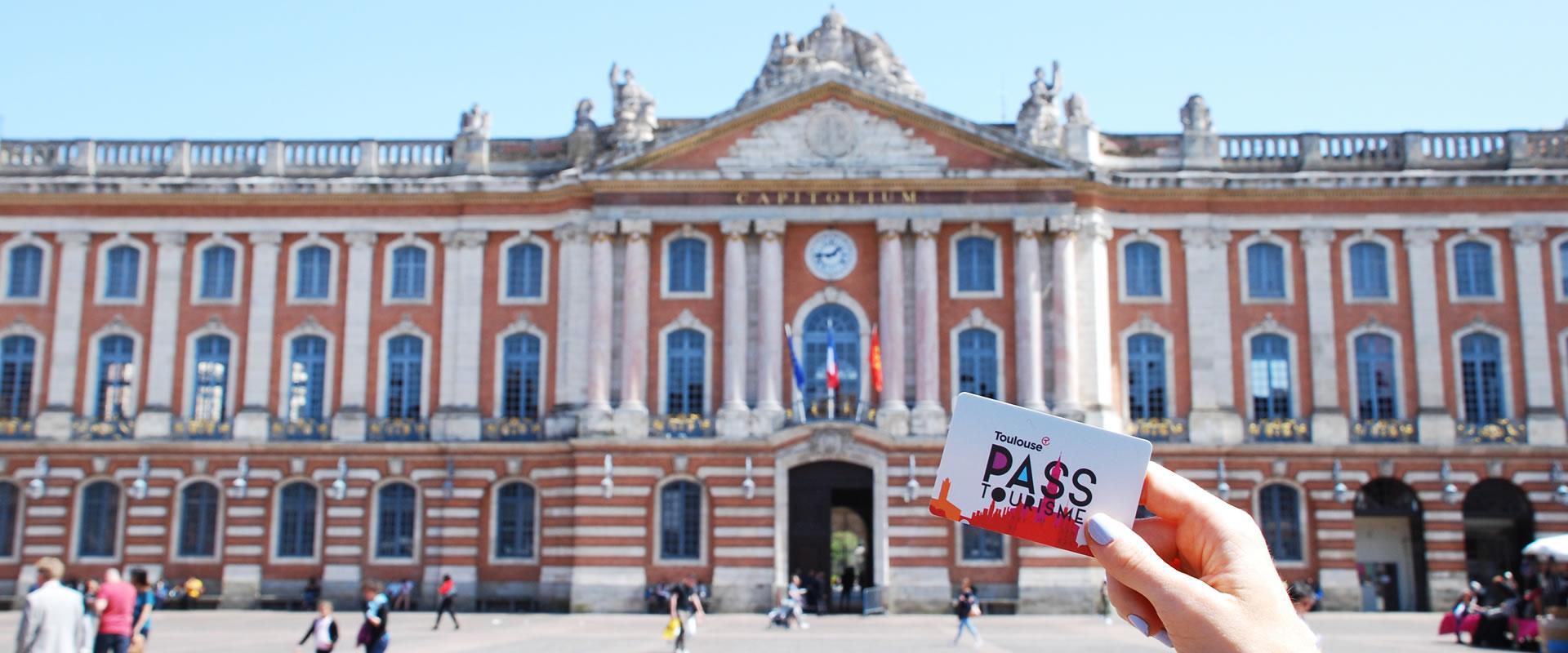 Pass tourisme toulouse tourisme - Office de tourisme de toulouse ...