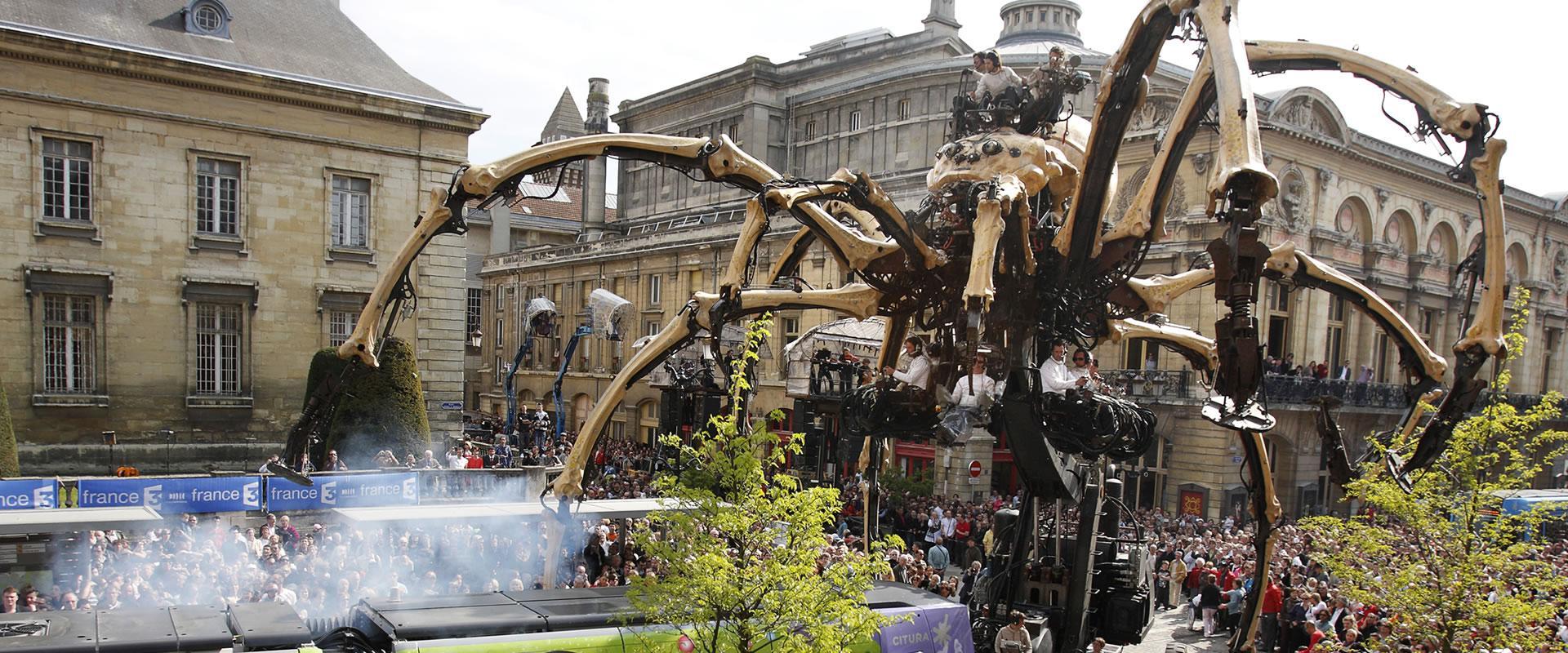 La Machine à Toulouse