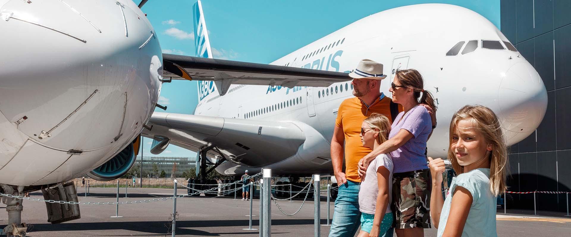 Pour des vacances en famille réussies, direction Toulouse