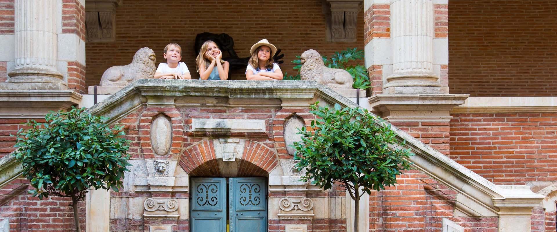 Vacances en famille à Toulouse