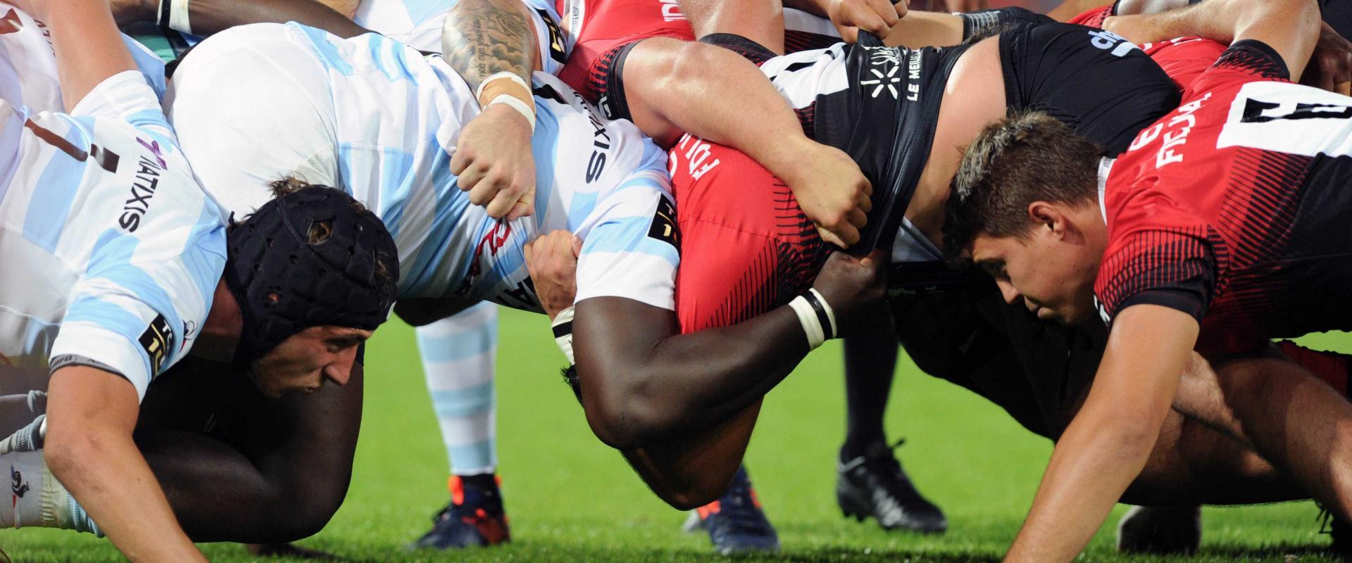 Visitez le stade du Stade Toulousain - rugby