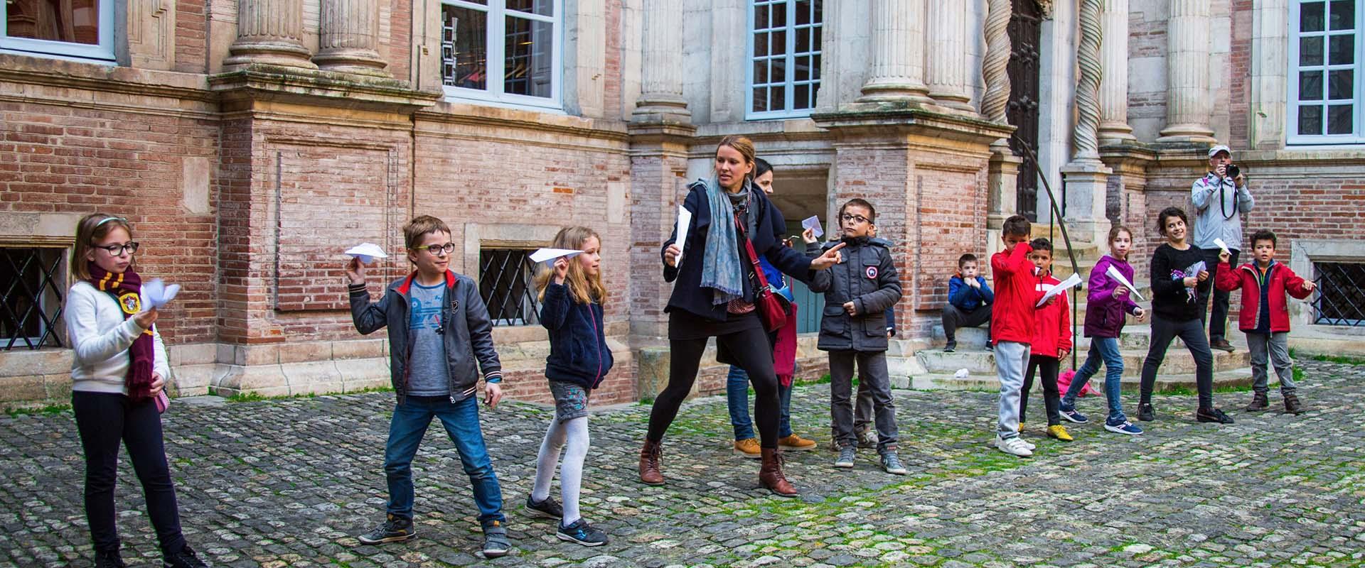 Visiter Toulouse en jouant ©angeliquegophotography