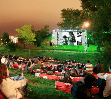 Festival Rio Loco à Toulouse en bord de Garonne