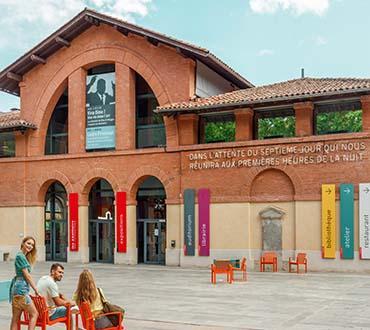 Musée les Abattoirs à Toulouse, art moderne et contemporain