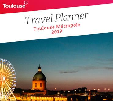 Travel planner Toulouse