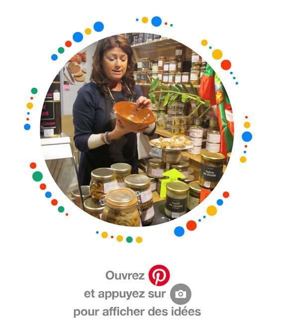 Badge Pinterest - restaurants Toulouse