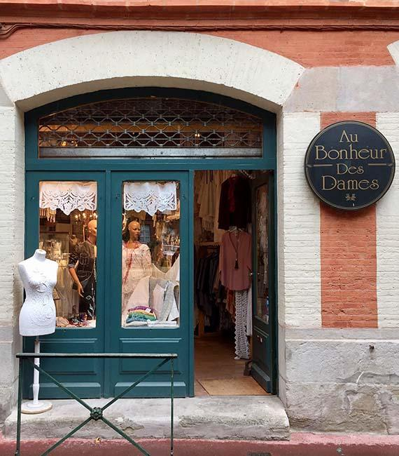 Les bonnes adresses shopping à Toulouse