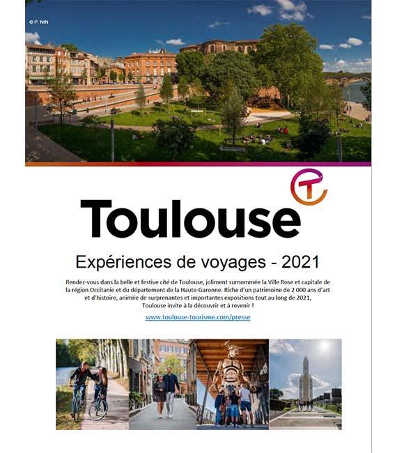 Expériences de voyages 2021