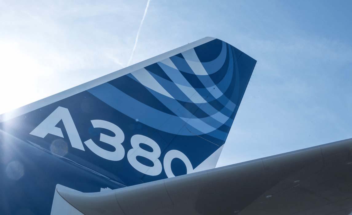 A380 Tarmac nord musée de l'aviation Aeroscopia