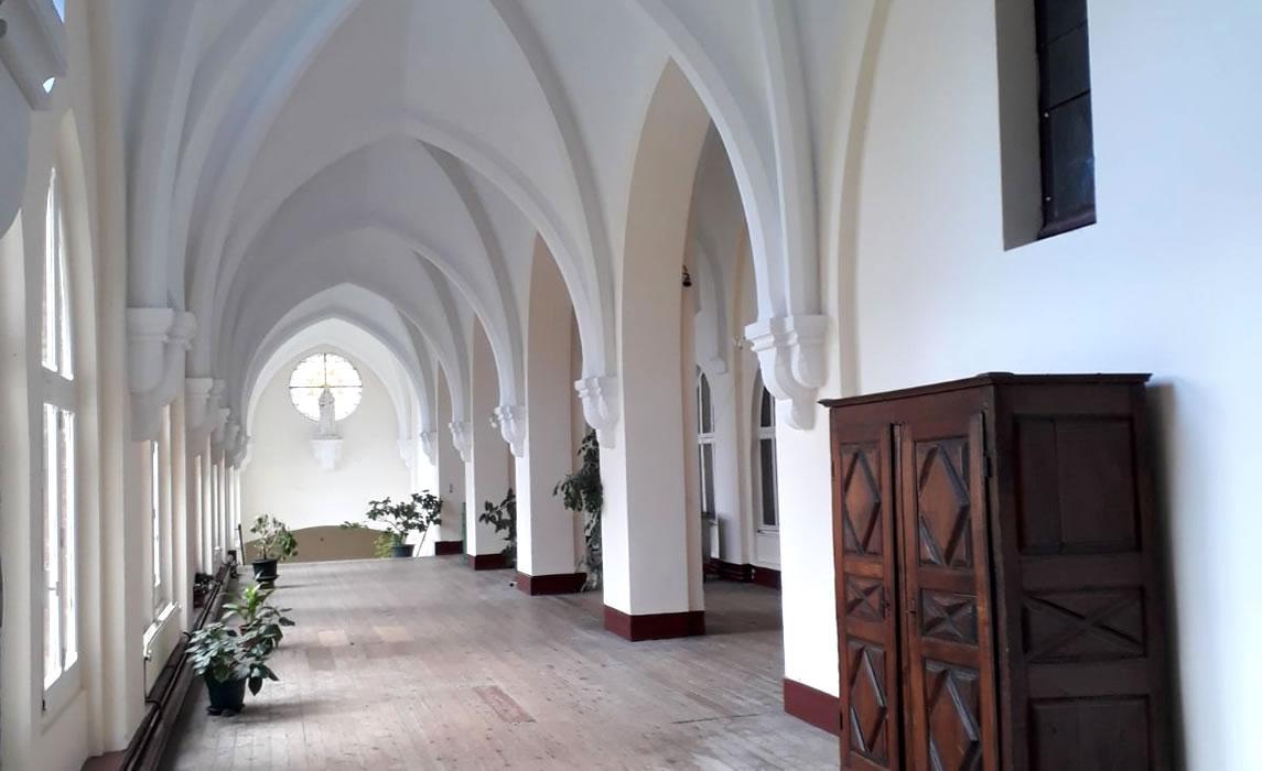 Le monastère des Béatitudes à Blagnac