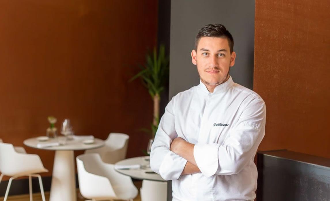 Guillaume Momboisse restaurant Le Sept
