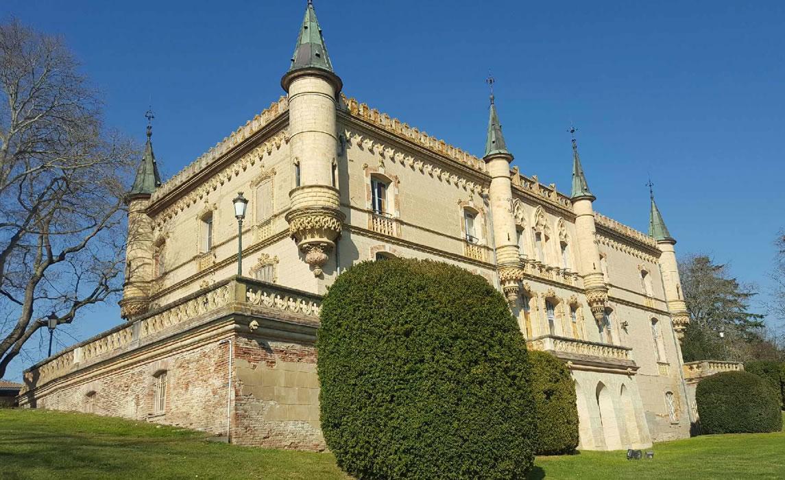 Chateau de Launaguet