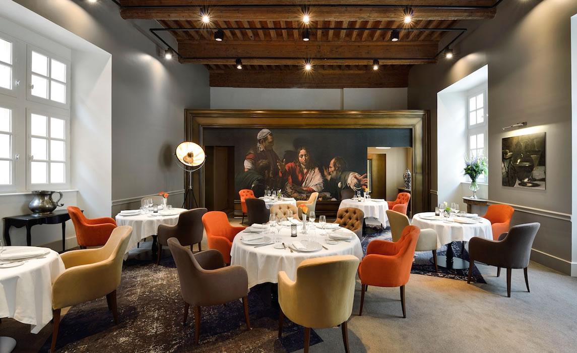 Le Cénacle restaurant à Toulouse