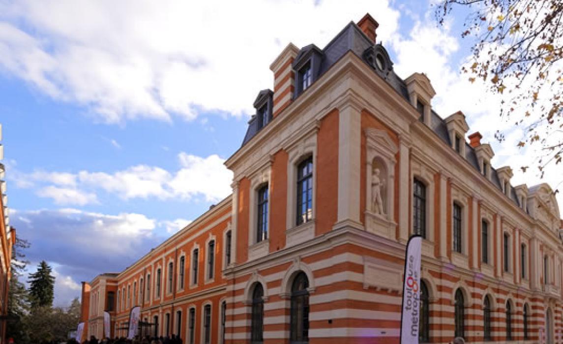 Le Quai des Savoirs à Toulouse