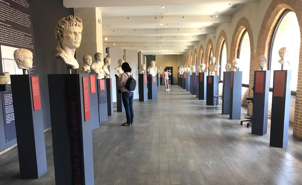 Le musée Saint-Raymond