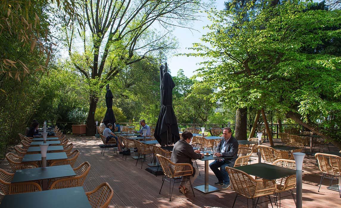 Restaurant Le Moaï au Muséum de Toulouse