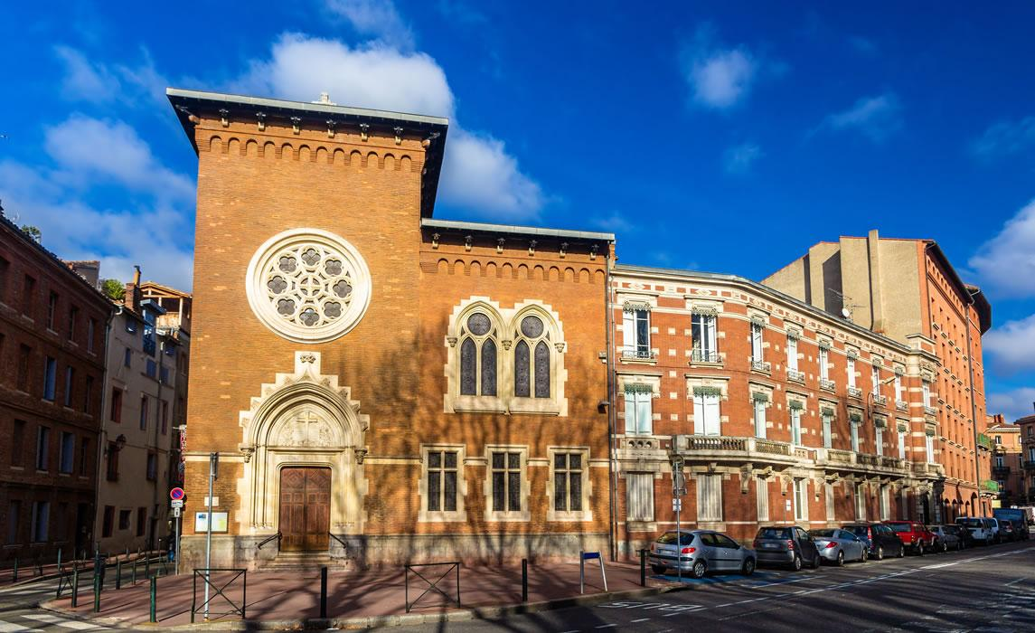 Quartier du Salin à Toulouse