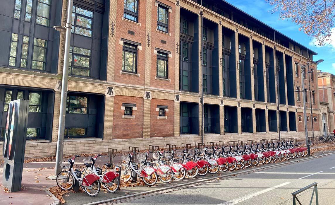 VélôToulouse, les vélos en libre-service à Toulouse