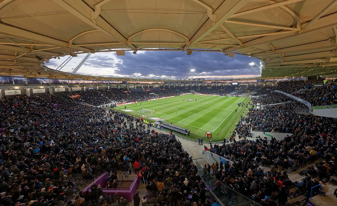 Visitez le Stadium de Toulouse, les coulisses du TFC
