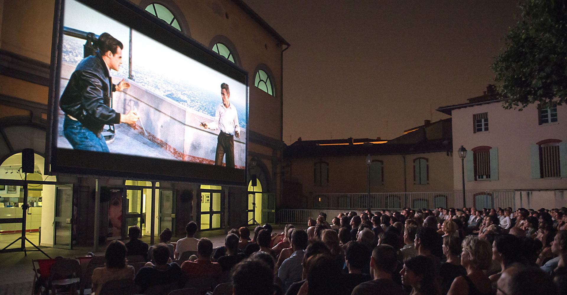 Cinéma en plein-air