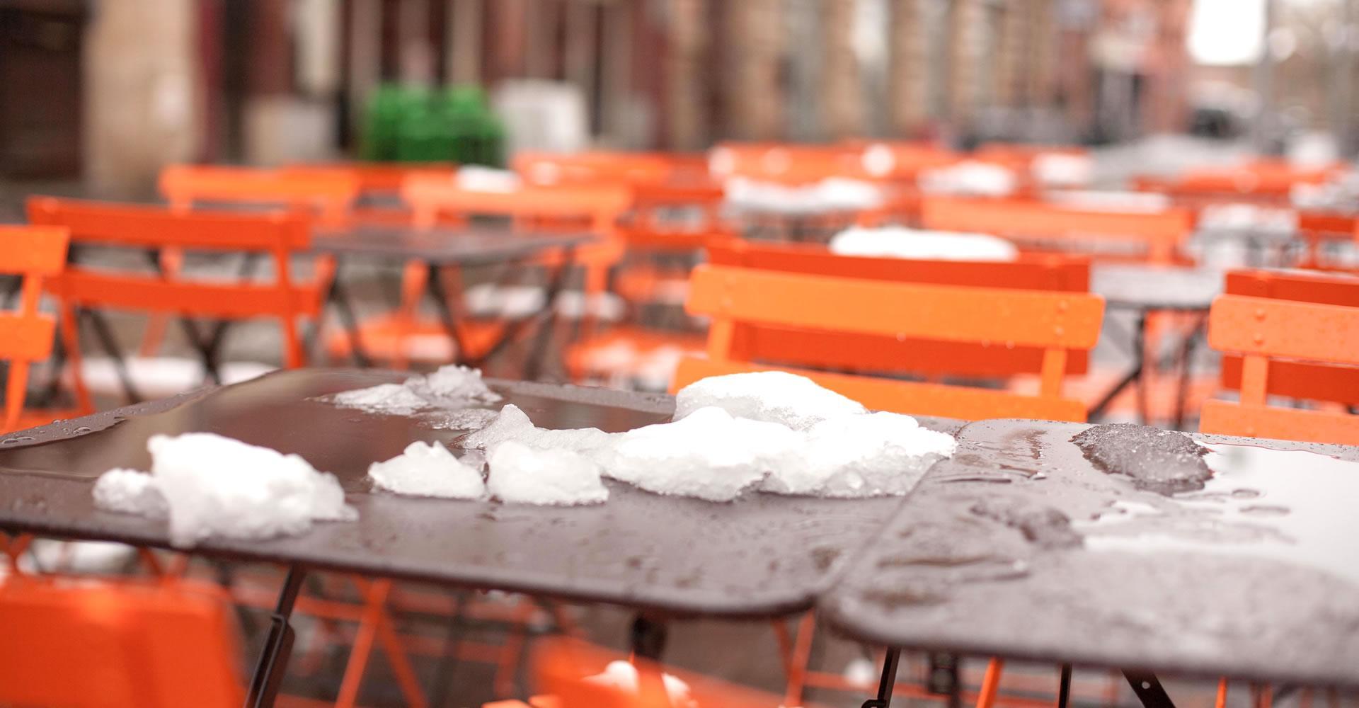 L'hiver à Toulouse