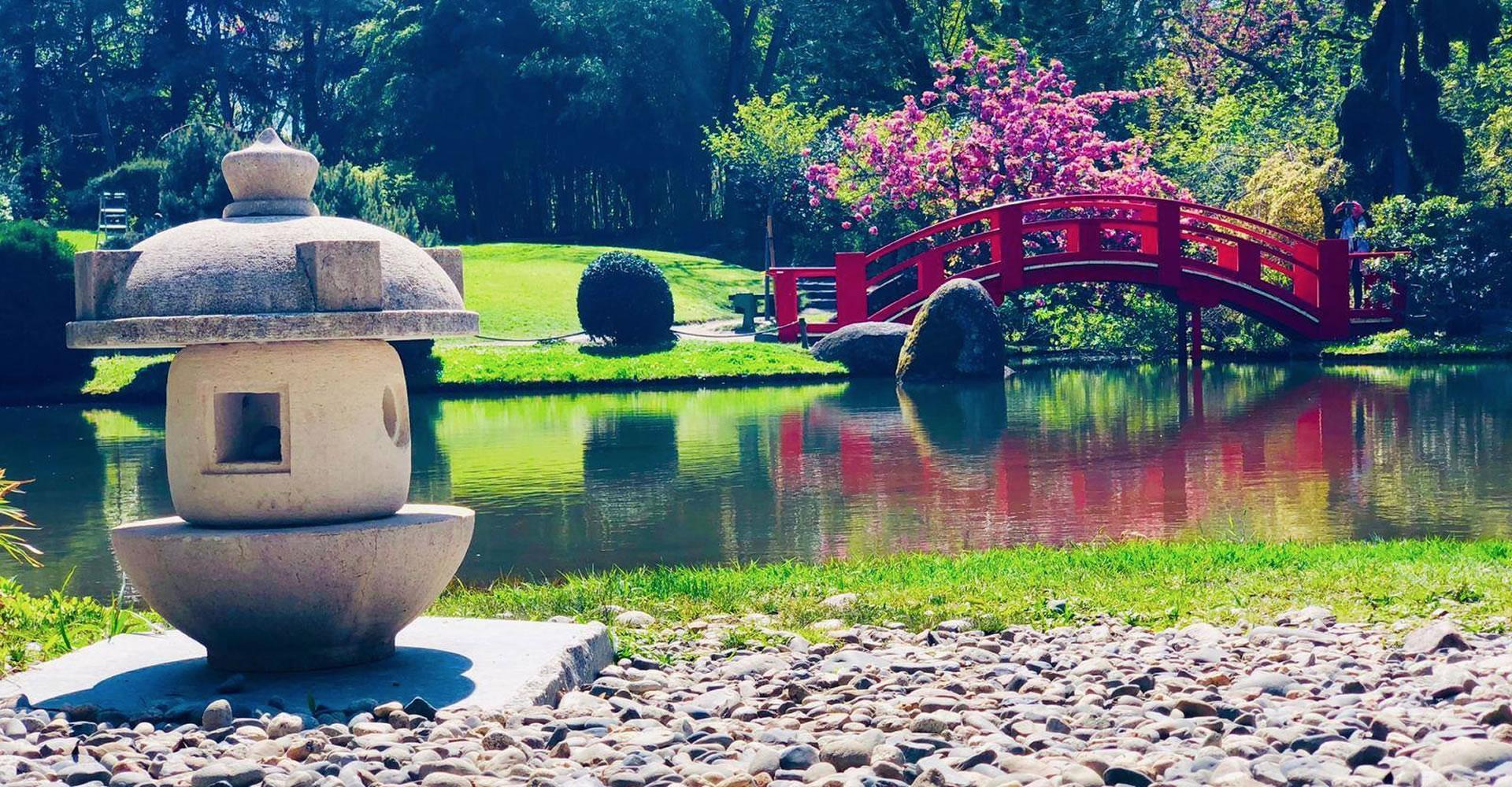 Le jardin Japonais à Toulouse
