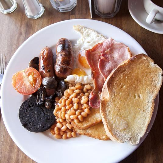 Breakfast pour la saint Patrick