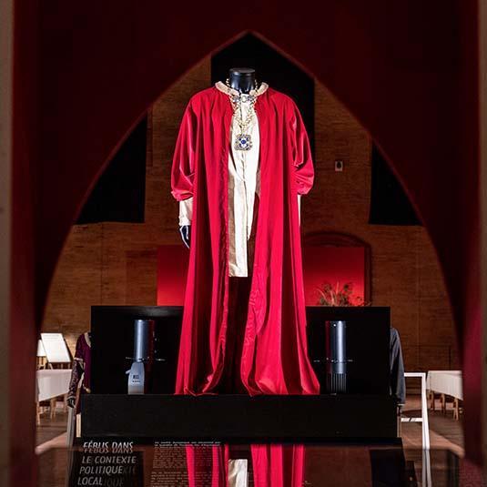 Exposition Le Festin de Febus au couvent des Jacobins