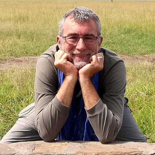 I love my guide - Jean-Louis Fabaron