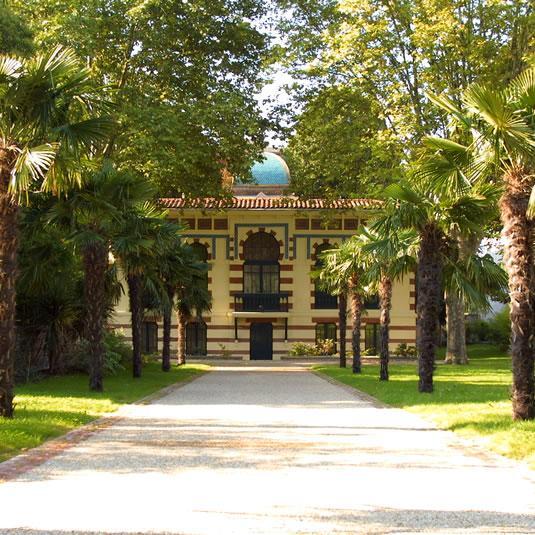 Le musée Georges-Labit à Toulouse