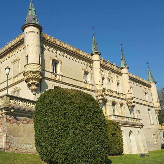 Le château de Launaguet
