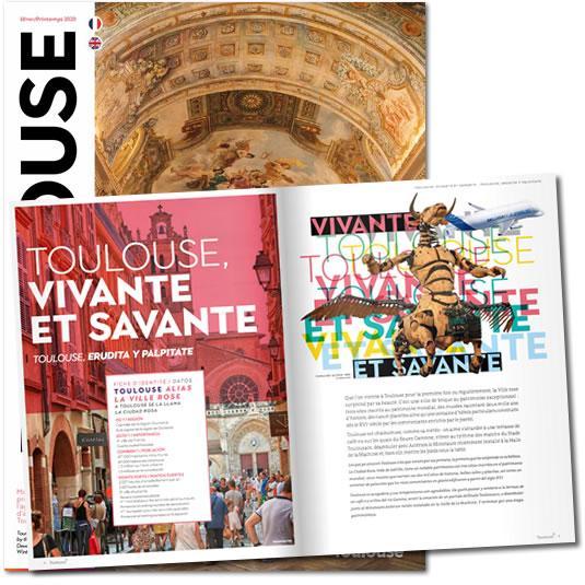 Magazine Toulouse, Hiver - Printemps 2020