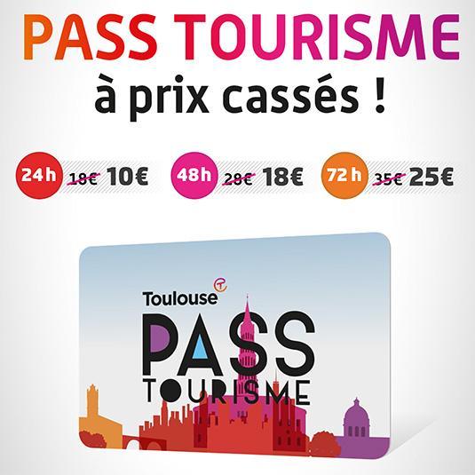 Pass tourisme - offre été 2020