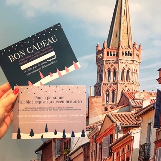 Offrez Toulouse pour Noël !