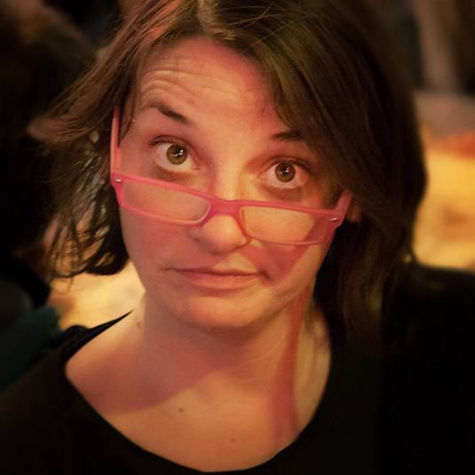 I love my guide - Stéphanie Wiart
