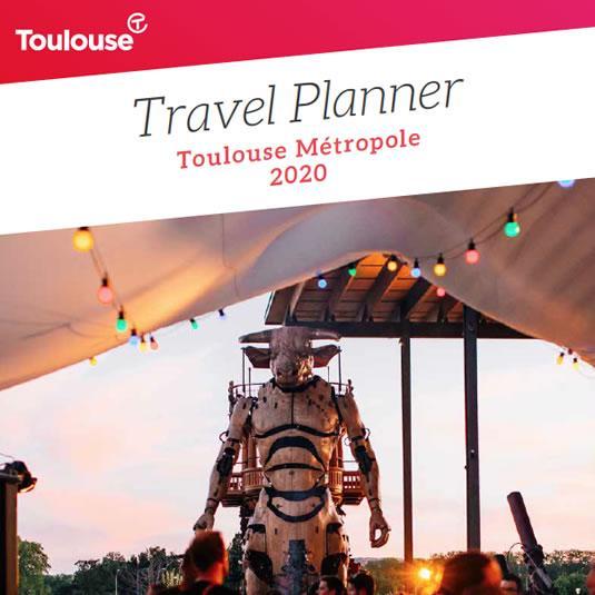 Travel Planner Toulouse Métropole - 2020