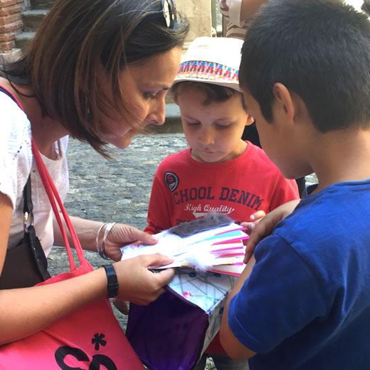 Visite jeu dans Toulouse