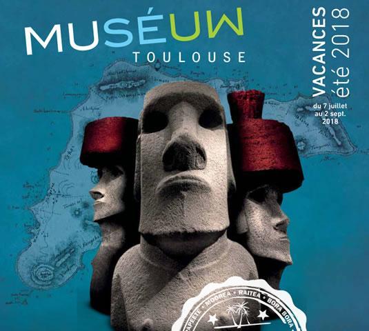 Exposition Île de Pâques au Muséum