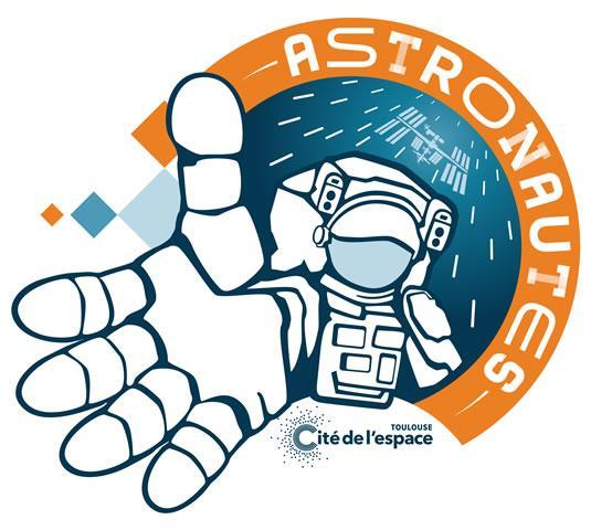 Exposition Astronautes à la Cité de l'espace