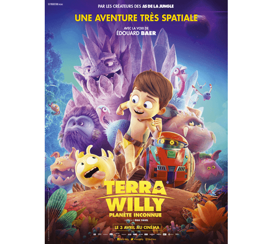 Terra Willy - TAT productions