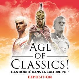 Age of Classics au musée Saint-Raymond