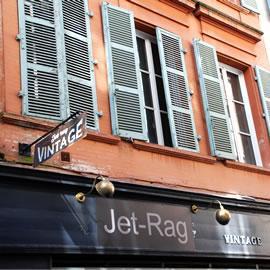Jet Rag vintage shop