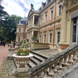 Le Palais Niel ouvert pour les Journées du Patrimoine