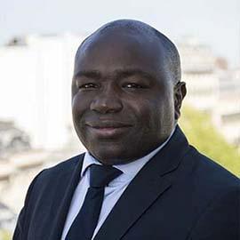 Portrait Sekou Ouedraogo - Cité de l'espace