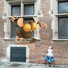 Visitez Toulouse avec les enfants et LES AS DE LA JUNGLE