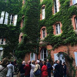 Visite guidée de Toulouse, l'hôtel de Bernuy