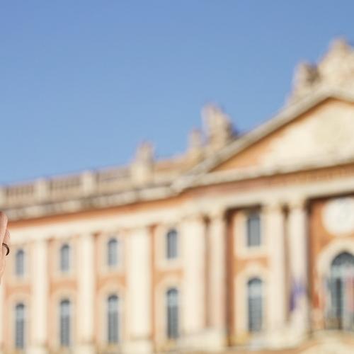 Faire une pause à Toulouse #AvéPlaisir