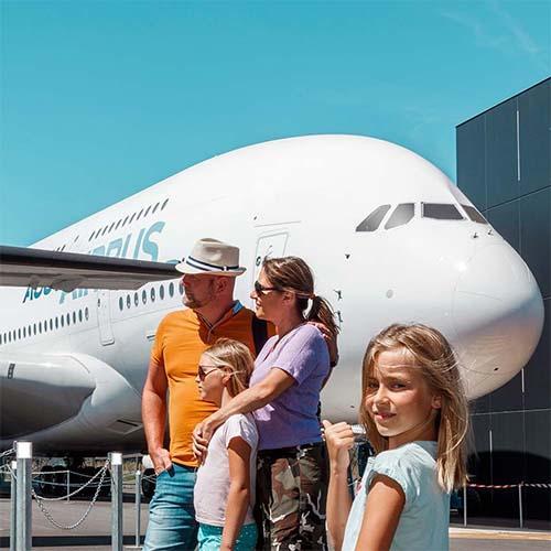 Toulouse, capitale de l'aéronautique et du spatial