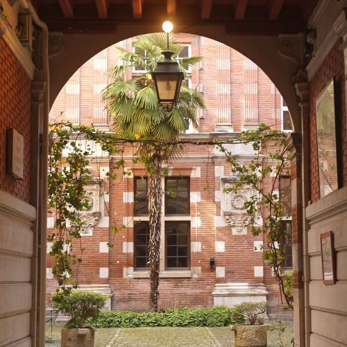 Hôtel particulier à Toulouse